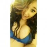Sexy nue devant sa webcam 170
