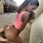Sexy nue devant sa webcam 285